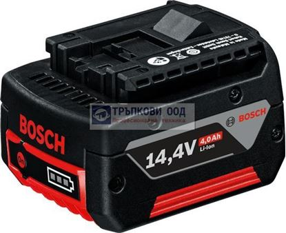 Снимка на  Акумулаторна батерия Bosch GBA 14,4 V 4,0 Ah M-C Professional