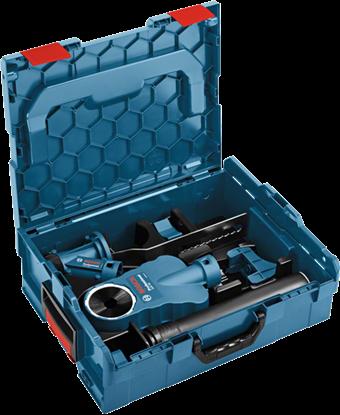 Снимка на Системни консумативи за перфоратори и къртачи Bosch GDE 68 + GDE max Professional в L-BOXX;1600A00380