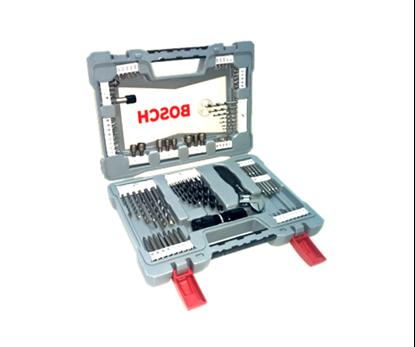 Снимка на Premium комплект свредла и битове 91 части;;2608P00235