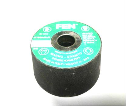 Снимка на Камбана за шмиргелене на камък 110/90х55,F.22,T.190,Gr.220;11022220