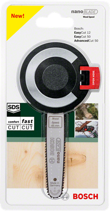 Снимка на Нож nanoBLADE Wood Speed 65;2609256D86