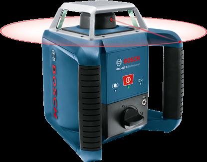 Снимка на НОВО! GRL 400 H Ротационен лазер