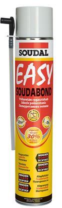 Снимка на Саморазширяваща се полиуретанова залепваща пяна Судабонд Изи Soudal 750ml