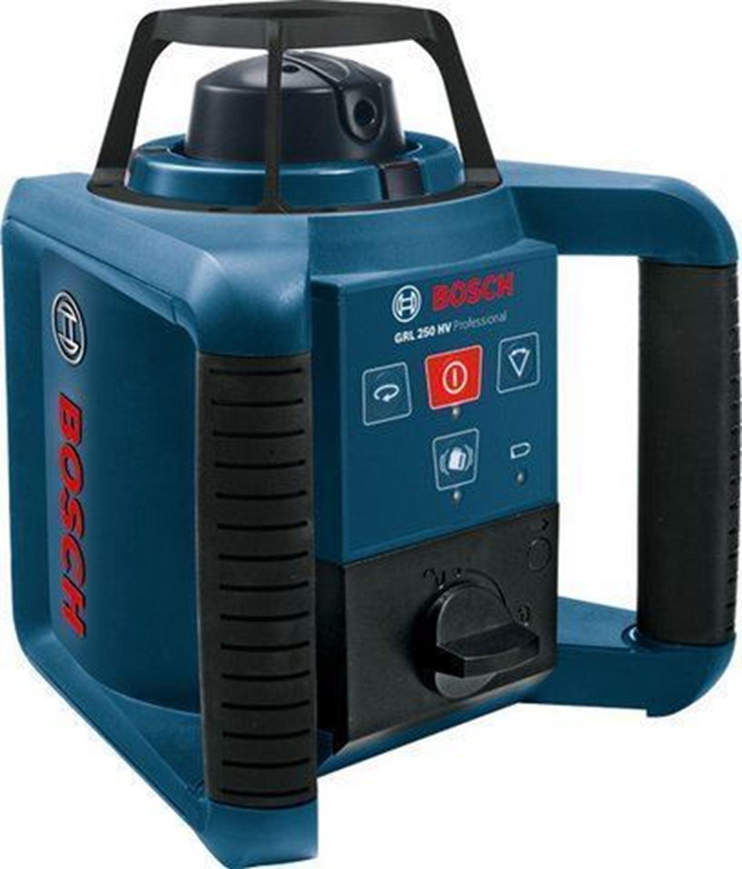Снимка на Ротационен лазер GRL 250 HV Professional ,Дистанционно управление RC1+ Подарък Преносимо Барбекю+GSR 12V-15 solo