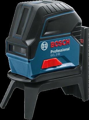 Снимка на Комбиниран лазер GCL 2-50 + RM1 в куфар ;0601066F02