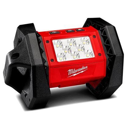 Снимка на Акумулаторен прожектор Milwaukee M18AL-0,1500 лумена,18V без батерия и зарядно;4932430392