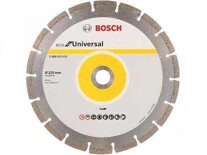 Снимка на Диамантен диск ECO Universal 230mm,2608615031