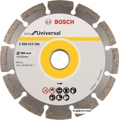 Снимка на Диамантен диск ECO Universal 300x20mm,2608615032