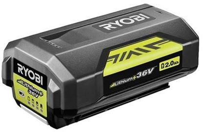 Снимка на Акумулаторна батерия RYOBI BPL3620D,36V,2.0Ah,5133004621