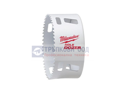 Снимка на Боркорона Milwaukee 105mm*41mm,49565205