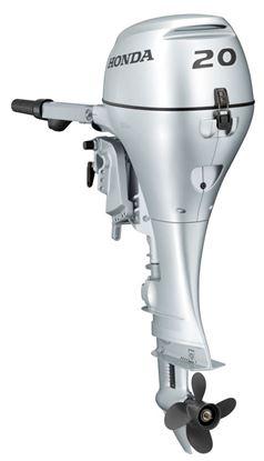 Снимка на Извънбордови двигател BF20DK2 SHU