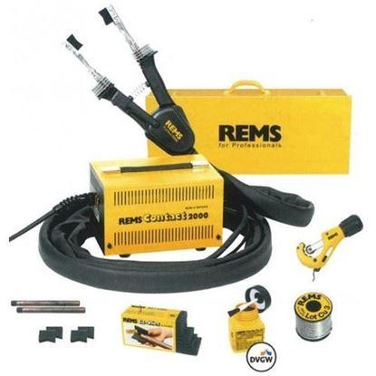 Снимка на Уред за запояване на медни тръби REMS Contact 2000 Super-Pack,164050