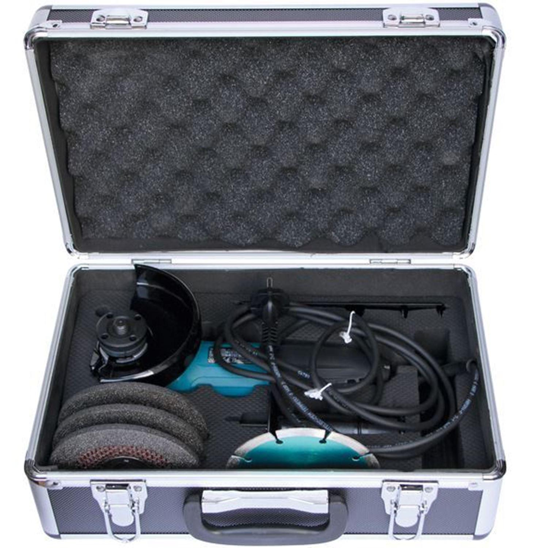 Снимка на  Ъглошлайф Makita GA5030RSP3,125 mm,720W,алуминиев куфар