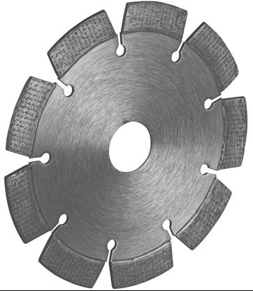 Снимка на REMS универсален диамантен диск за рязане LS H-P Ø 125 mm,185022