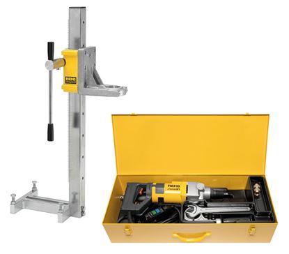 Снимка на Диамантено-пробивна машина REMS Picus S1 +Щендер за пробиване Simplex 2,180032
