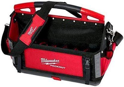 Снимка на Чанта за инструменти Milwaukee PACKOUT 25cm,250 x 280 x 320 cm,2 Kg,4932464086