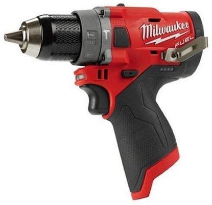 Снимка на Акумулаторен ударен винтоверт Milwaukee M12FPD-0,SOLO,4933459801