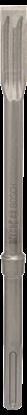 Снимка на  Плосък секач RTec Sharp, SDS max 400 x 25 mm,2608690166