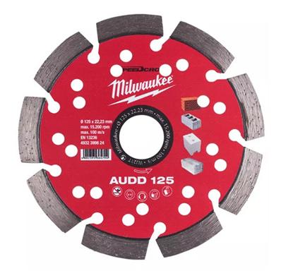 Снимка на Диамантен диск Milwaukee AUDD 125mm,4932399824